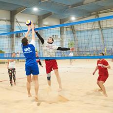 5 октября 2018 — VII Благотворительный турнир по пляжному волейболу «Осенний Кубок Благотворителей»